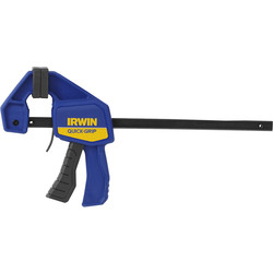 Irwin Irwin Quick-Grip Mini Clamp 150mm - 96815 - from Toolstation