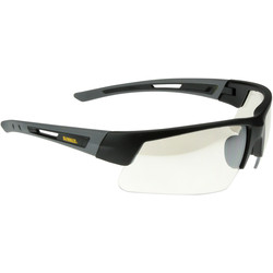 DeWalt Crosscut Safety Glasses Indoor / Outdoor Lens