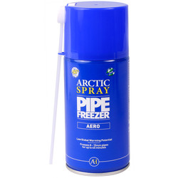 Arctic Hayes Arctic Hayes Spray Aero Pipe Freezer Refill Can 150ml - 97172 - from Toolstation