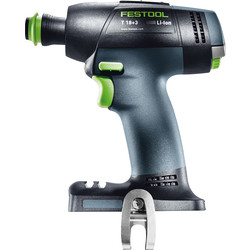 Festool Festool 18V Li-Ion T 18+3 Li Cordless Drill Driver Body Only - 97174 - from Toolstation