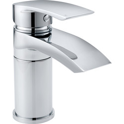 Highlife Coll Swivel Spout Basin Mixer Tap  - 97183 - from Toolstation