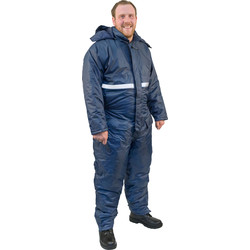 Endurance Mendip Coverall Medium Navy