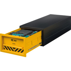 Van Vault Van Vault Slider Storage Box 500mm (L) x 1200mm (D) x 310mm (H) - 97285 - from Toolstation