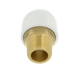 Hep2O Male Adaptor Brass Socket