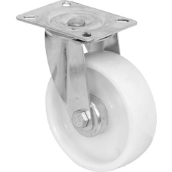 MOVE IT Swivel Castor 50mm 50kg - 97487 - from Toolstation
