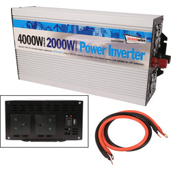 Streetwize Streetwize Power Inverter 2000W - 97489 - from Toolstation