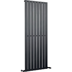 Ximax Ximax Oxford Single Designer Radiator 1500 x 595mm 3201Btu Anthracite - 97517 - from Toolstation
