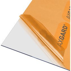 Axgard Axgard 2mm Polycarbonate Clear Impact Resisting Glazing Sheet 1000 x 3050mm - 97544 - from Toolstation