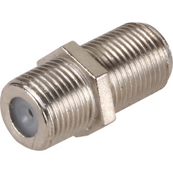 Inline Coupler Satellite F Plug