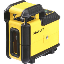 Stanley Stanley 360° Line Laser Level Green - 97743 - from Toolstation