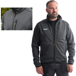 DeWalt DeWalt Maryland Grid Fleece Medium - 97803 - from Toolstation