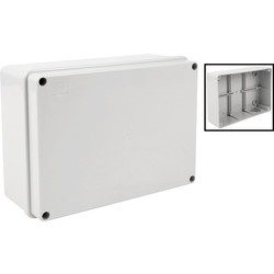 IMO Stag IMO Stag IP56 Enclosure 190 x 140 x 70mm - 97887 - from Toolstation