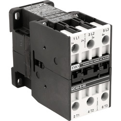 IMO IMO 3 Pole Contactor 40A 18.5kW 230V Coil - 98024 - from Toolstation