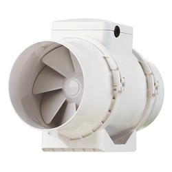 Xpelair XIMX100 In-line Mixed Flow Extractor Fan