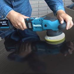 Makita 18V LXT Brushless 150mm Random Orbit Polisher