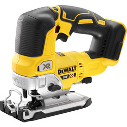 DeWalt DeWalt DCS334N-XJ 18V Li-Ion Cordless Brushless Jigsaw Body Only - 98147 - from Toolstation