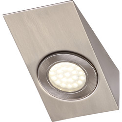 Culina Lago LED Wedge Under Cupboard Light 240V - 98180 - from Toolstation