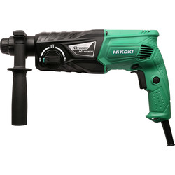 Hitachi Hitachi DH24PX 730W SDS Plus Hammer Drill 240V - 98284 - from Toolstation