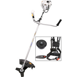 Alpina Alpina 32.6cc 43cm Petrol Brush Cutter B 32 D - 98332 - from Toolstation