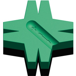 Wera Wera Star Magnetizer / Demagnetizer  - 98358 - from Toolstation