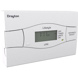Drayton Drayton LP111 Timeswitch 24 Hour - 98366 - from Toolstation