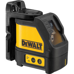 DeWalt DeWalt DW088K-XJ Laser Level Red - 98428 - from Toolstation
