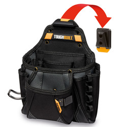 ToughBuilt ToughBuilt ClipTech™ Tool Storage Contractors Pouch - 98457 - from Toolstation