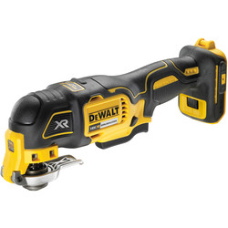 DeWalt DeWalt 18V XR Oscillating Multi-Tool (3 Speed) Body Only - 98472 - from Toolstation