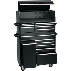 "Draper Draper Combined Roller Cabinet and Tool Chest 42"" 13 drawer - 98493 - from Toolstation"