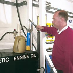 Draper HD Lever Action Barrel Pump