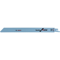 Bosch Bosch Sabre Saw Blade Metal S1122EF - 98656 - from Toolstation