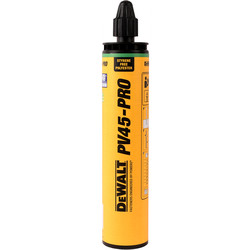 DeWalt DeWalt PV-45-PRO Styrene Free Resin 300ml - 98800 - from Toolstation