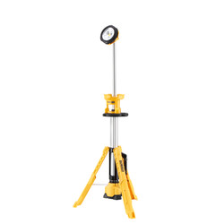 DeWalt DCL079-XJ 18V XR LED Tripod Light