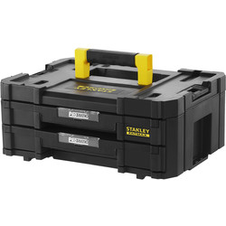 Stanley FatMax Stanley FatMax Pro-Stack Shallow Drawers  - 98897 - from Toolstation