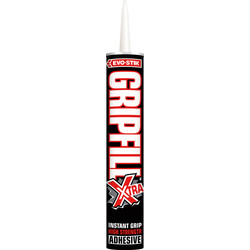 Evo-Stik Gripfill Xtra 350ml  - 98918 - from Toolstation
