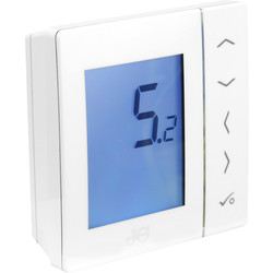 JG Speedfit Wireless Thermostat Battery Powered White