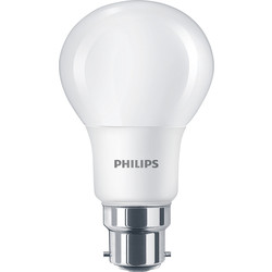 Philips Philips LED A Shape Lamp 8W ES (E27) 806lm - 99019 - from Toolstation