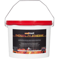 Erfurt Mav Wallrock Fibre Wallrock Fireliner Fire Adhesive 5kg - 99048 - from Toolstation