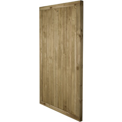 Forest Forest Garden Decibel Gate 180cm (h) x 90cm (w) x 4.5cm (d) - 99084 - from Toolstation