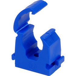Talon Talon Hinged Clip Blue 15mm - 99088 - from Toolstation