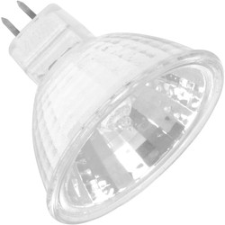 Dichroic 12V MR16 Halogen Dimmable Lamp 35W 36° 430lm - 99102 - from Toolstation
