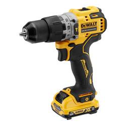 DeWalt DCK2111L2T 12V XR Cordless Combi Drill & Impact Driver Kit