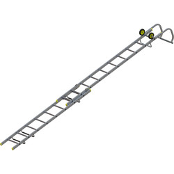 Youngman Roof Ladder 2 Section, Open Length 6.01m