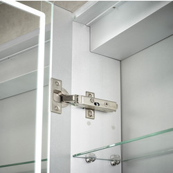 Sensio Sonnet Single Door LED Mirror Cabinet