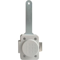 Codelocks KitLock Slam Latch for use with KL1000, KL1050 & KL1060  - 99517 - from Toolstation
