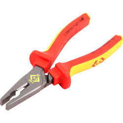 CK C.K Redline VDE Combination Pliers 185mm - 99645 - from Toolstation