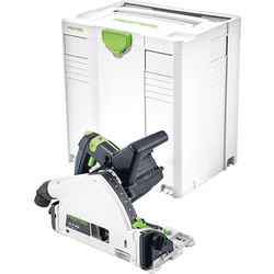 Festool Festool TSC 55 Li 18V Cordless 160mm Plunge Saw 2 x 5.2Ah - 99806 - from Toolstation