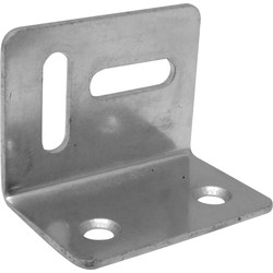 BPC Fixings Corner Stretcher Plate 38 x 30 x 25mm - 99820 - from Toolstation