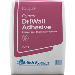 Gyproc Gyproc Dri-Wall Adhesive 10kg - 99824 - from Toolstation