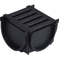 Aco Plastic Corner Unit  - 99860 - from Toolstation